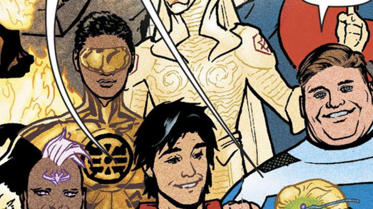 Lanterna Dorata: il nuovo eroe debutta nei fumetti DC
