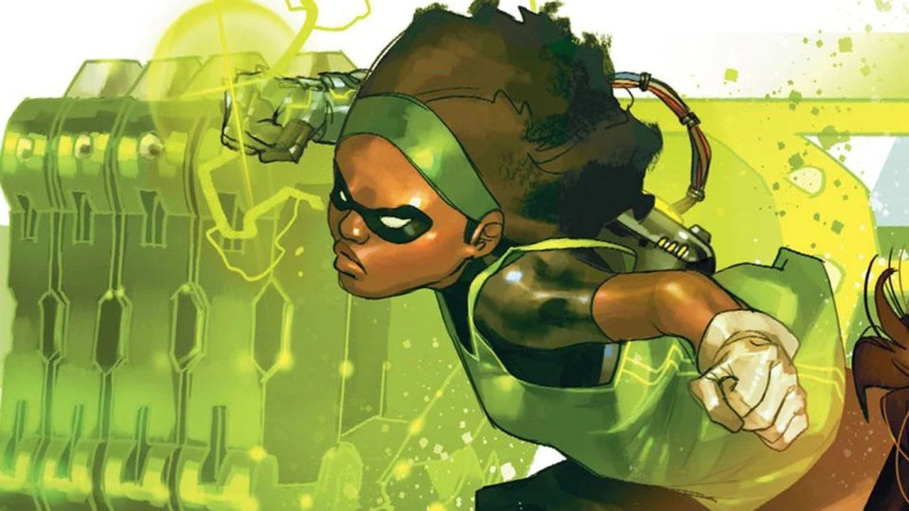Lanterna Verde: il nuovo alleato di Teen Lantern è un'icona dell'universo DC Comics