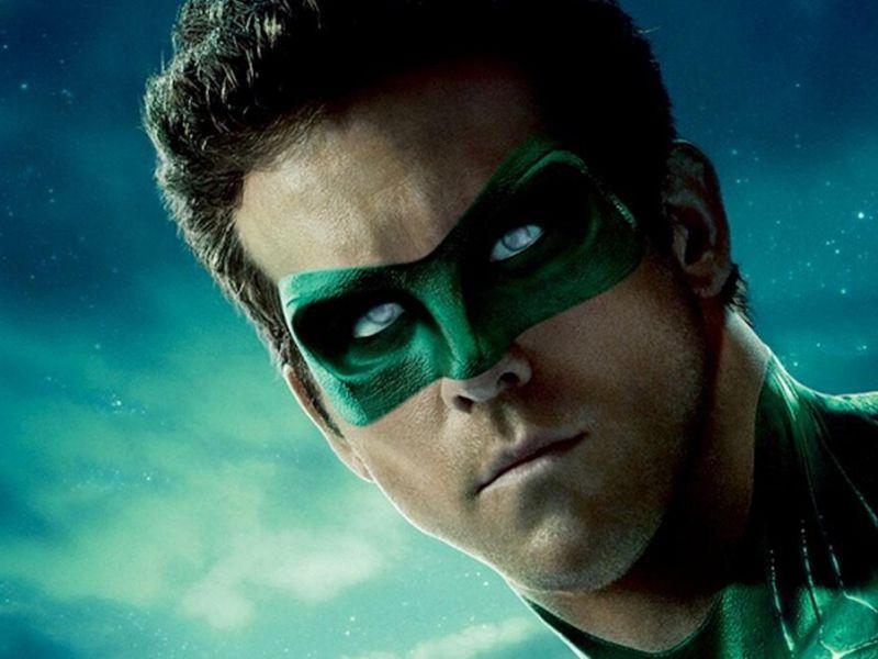 Lanterna Verde, Ryan Reynolds annuncia: 'Vedrò per la prima volta il film'