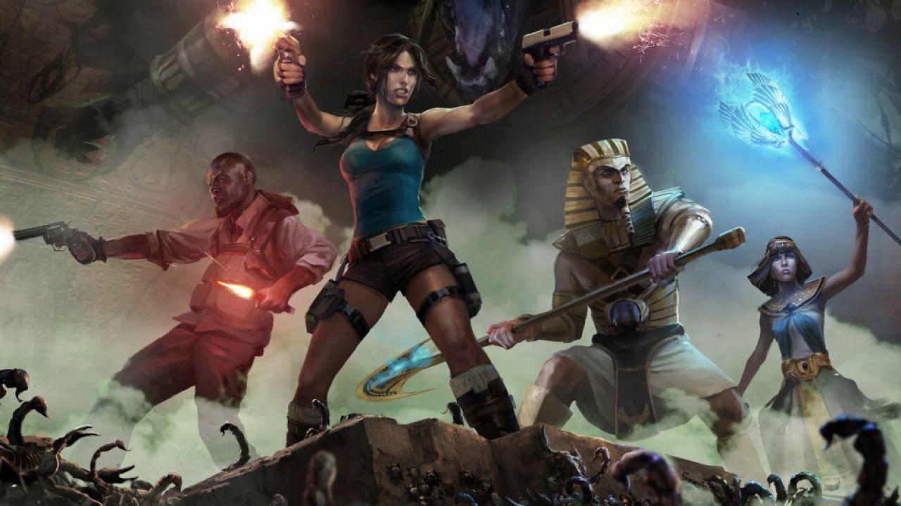 Lara Croft and the Temple of Osiris, annunciata la Gold Edition