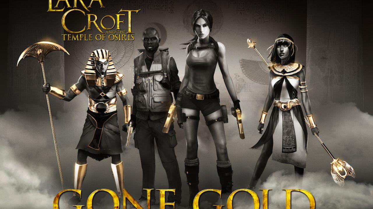 Lara Croft and the Temple of Osiris: data di uscita annunciata