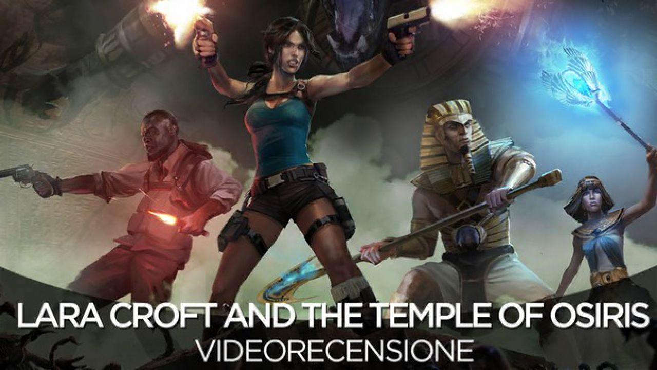 Lara Croft and the Temple of Osiris, dettagli su season pass e DLC