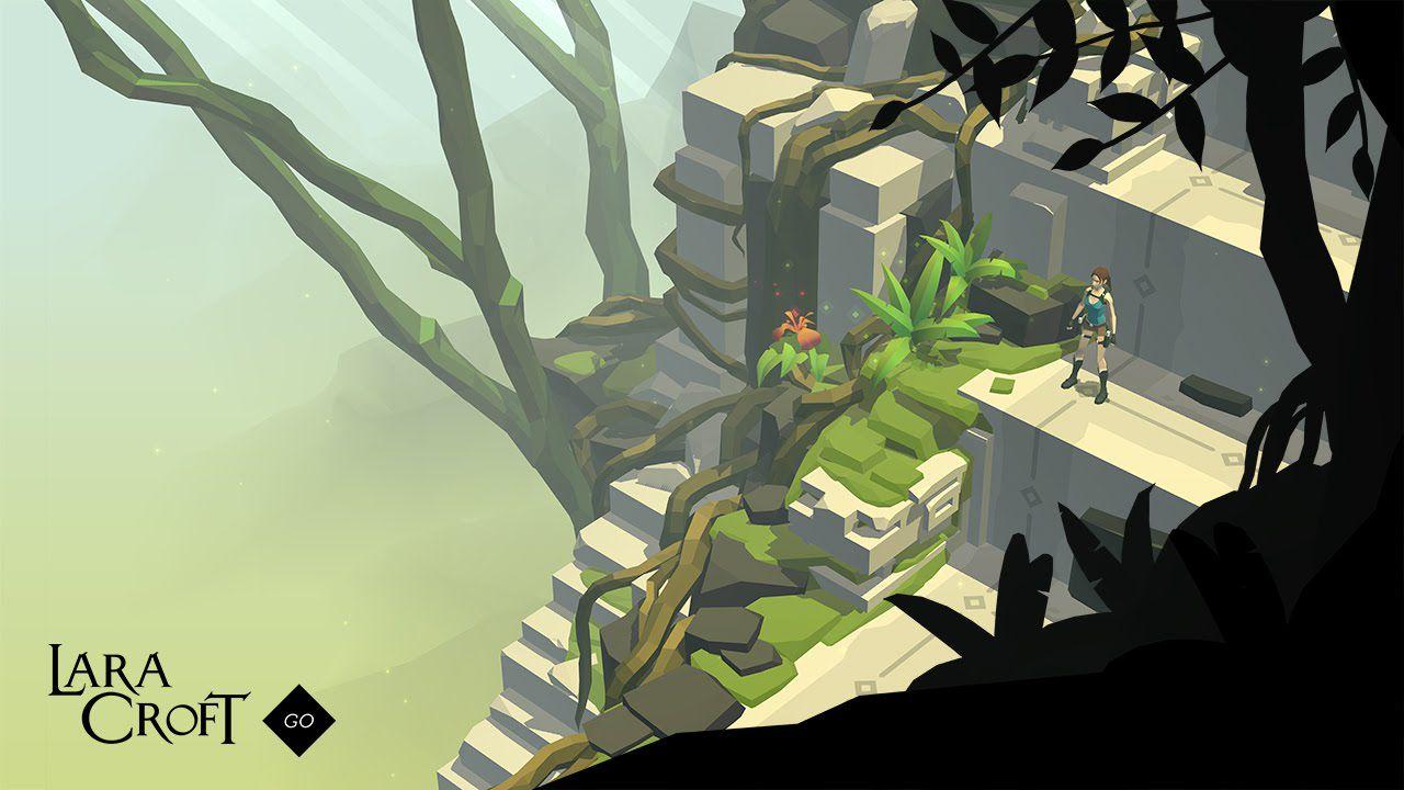 Lara Croft Go esce oggi su iOS, Android e Windows Phone