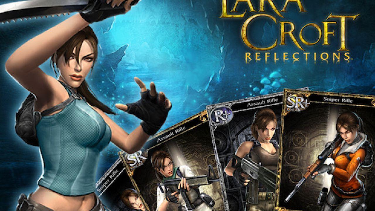 Lara Croft Reflections annunciato per iOS