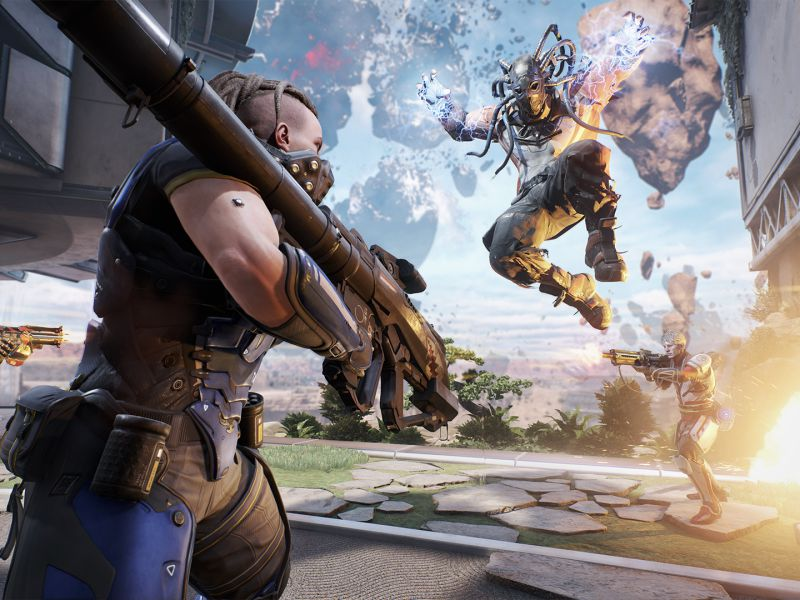 LawBreakers: 10 utenti collegati in contemporanea su Steam