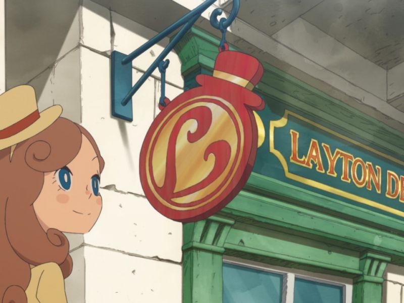 Layton''s Mystery Journey uscirà su Nintendo 3DS il 6 Ottobre