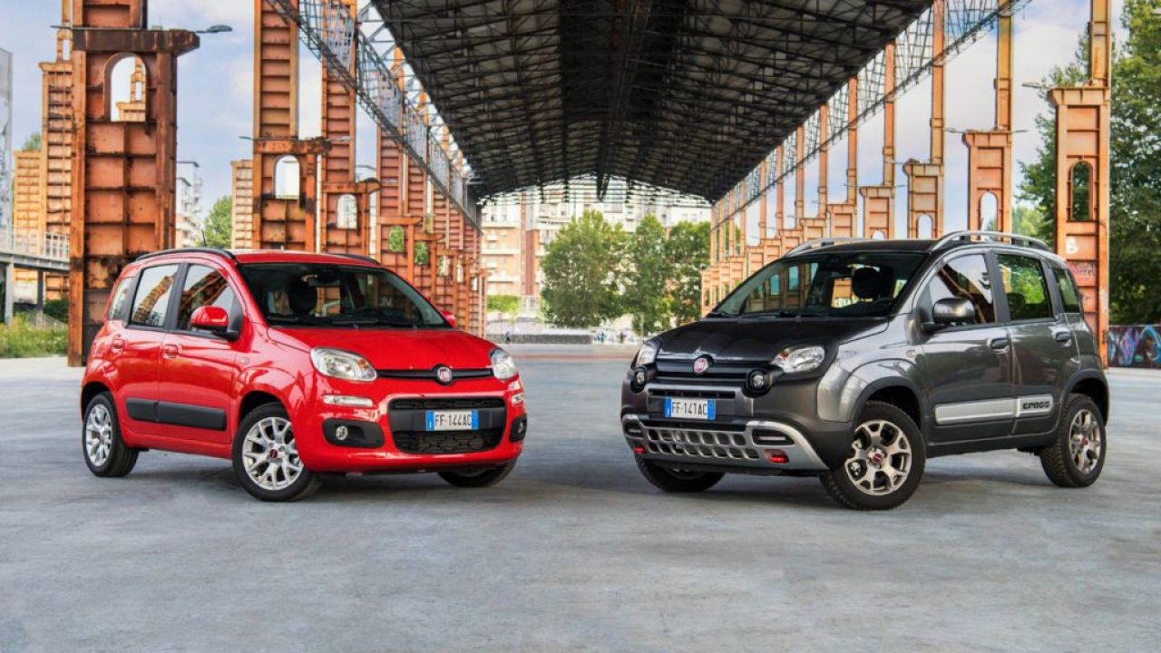 Le 50 auto più cercate online nel 2019: in Italia trionfa la Fiat Panda
