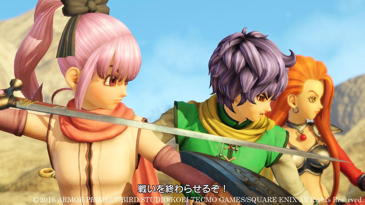 Le ambientazioni e le classi di Dragon Quest Heroes 2 si mostrano in un nuovo video gameplay