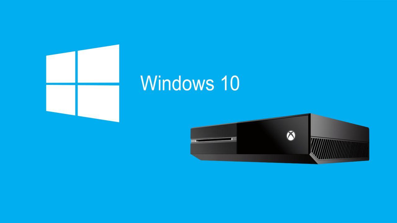 Le applicazioni di Windows 10 arriveranno in estate su Xbox One