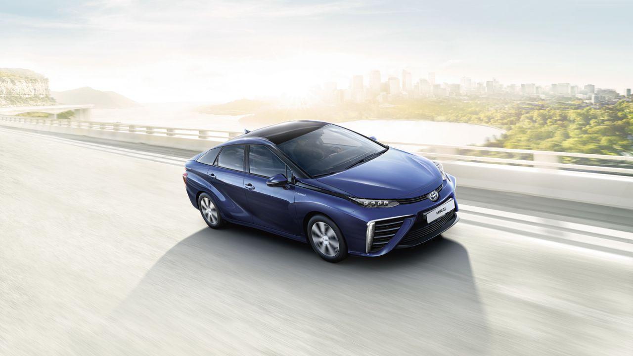 Le auto a idrogeno salgono a 7.500 nel mondo a +90%