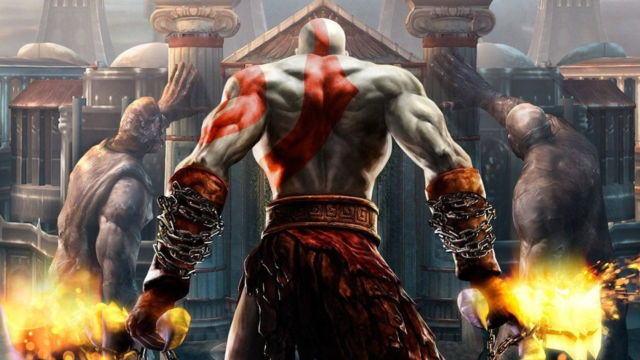 Le avventure di Kratos debuttano su PlayStation 4 con God of War 3 Remastered