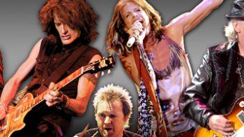Le canzoni degli Aerosmith arrivano su Rock Band