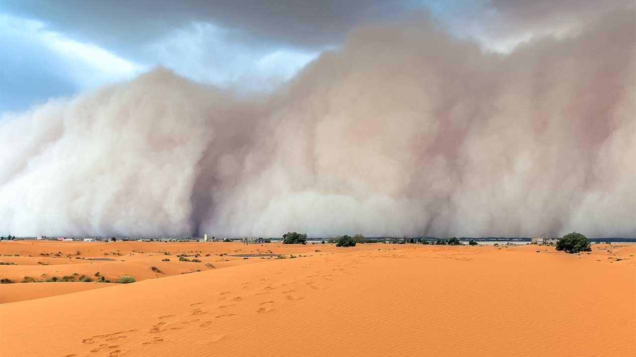 Le civiltà antiche sono state aiutate da qualcosa di davvero inaspettato: la polvere