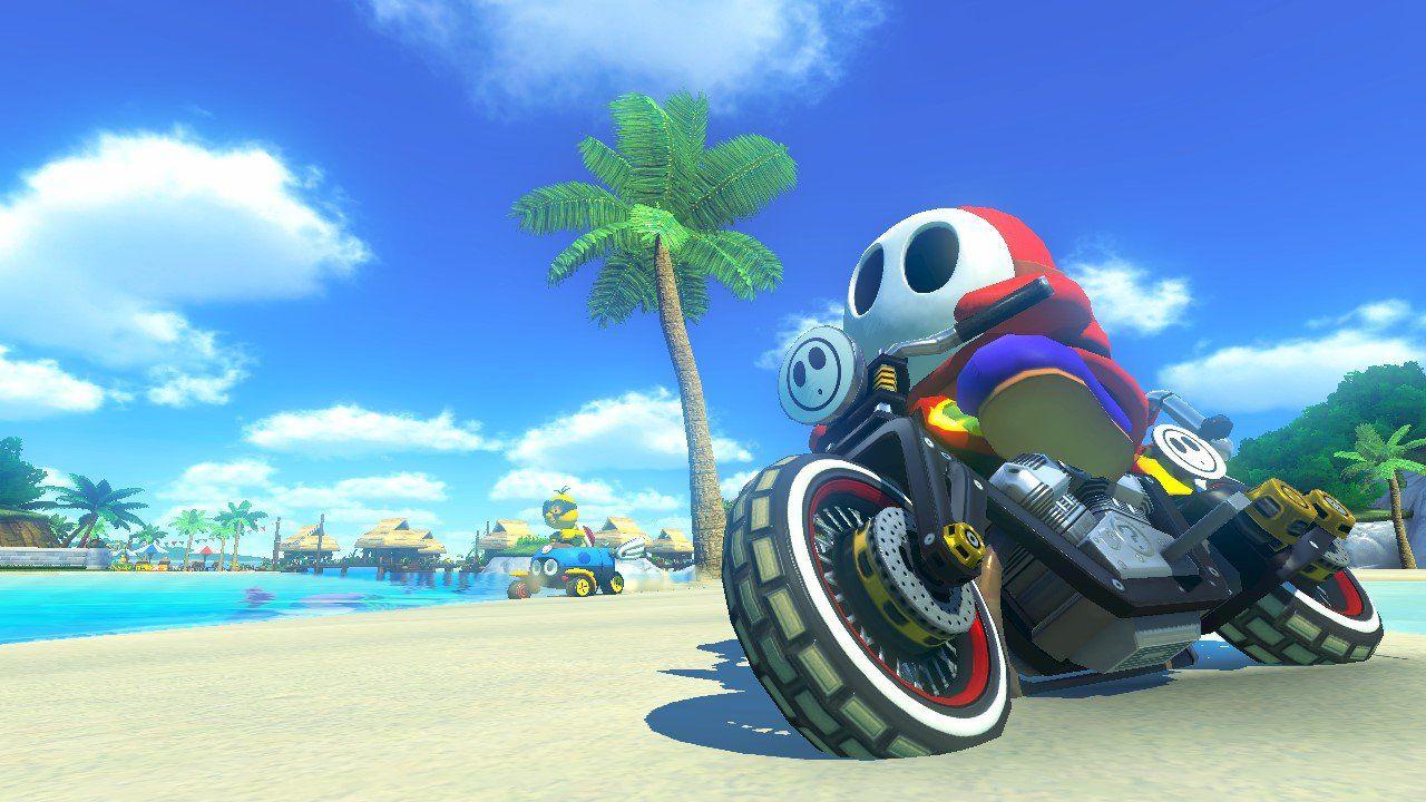 Le classi 150cc e 200cc di Mario Kart 8 a confronto