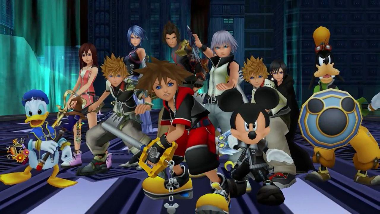 Le copertine di Kingdom Hearts Remastered nascondono un messaggio su KH3