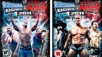 Le diverse copertine di WWE SmackDown vs. Raw 2011 [AGGIORNATA]