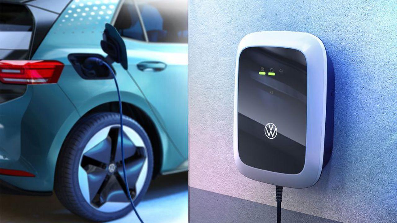 Le EV di Volkswagen potranno vendere l'energia delle proprie batterie