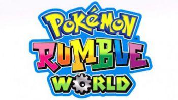 Le frenetiche battaglie di Pokemon Rumble World si mostrano nel trailer di lancio