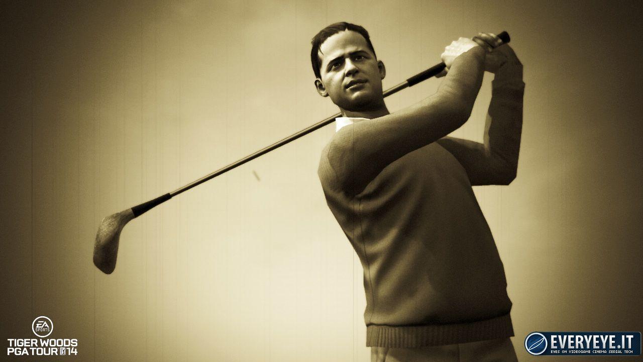 Le Leggende di  Tiger Woods PGA TOUR 14 in nuove immagini