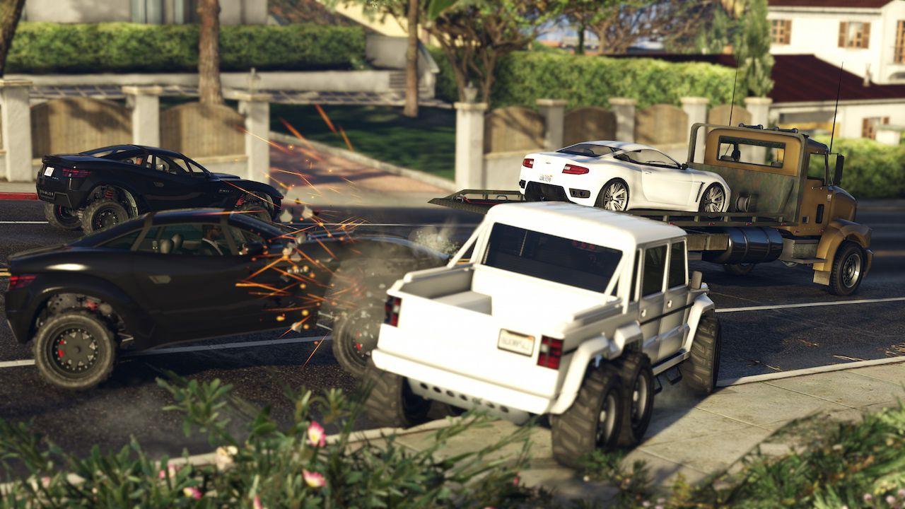 Le Lowrider stanno per invadere GTA Online
