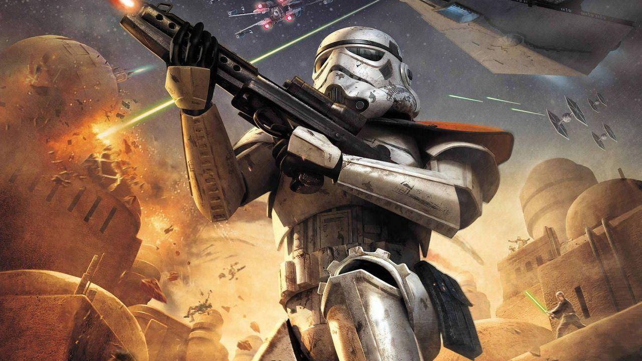 Le mappe di Star Wars Battlefront si modellano a seconda dell'andamento delle battaglie
