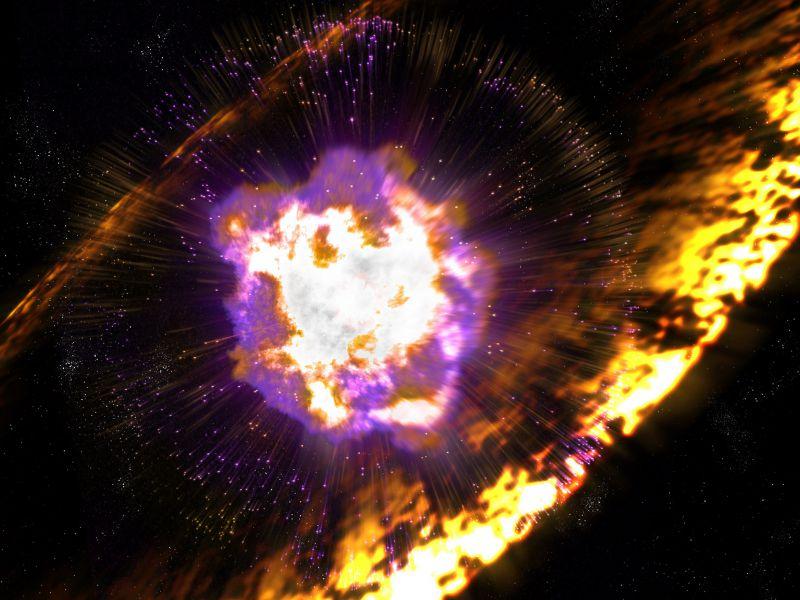 Le nane nere alla fine del tempo: l'ultimo spettacolo dell'Universo