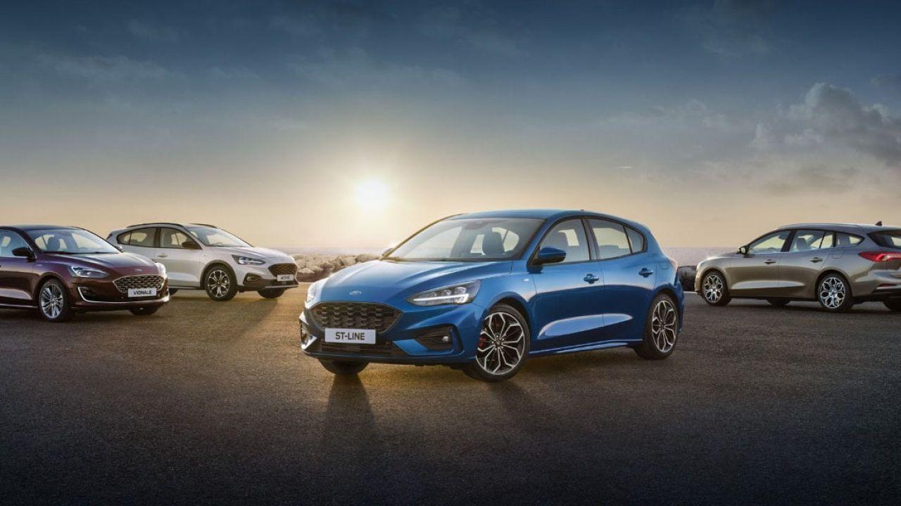 Le nuove Ford Fiesta e Focus elettriche avranno piattaforma Volkswagen