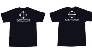 Le nuove magliette di Everyeye.it in regalo alla GamesWeek