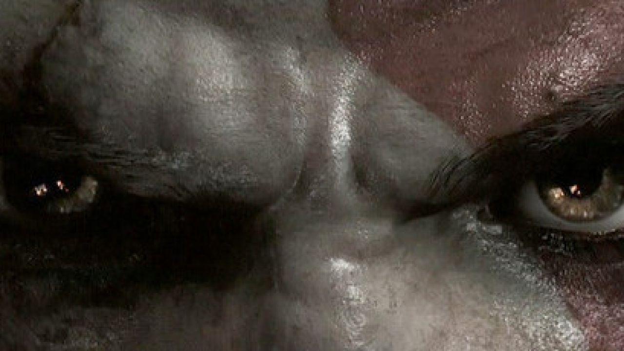 Le origini di Kratos in una serie di Artwork