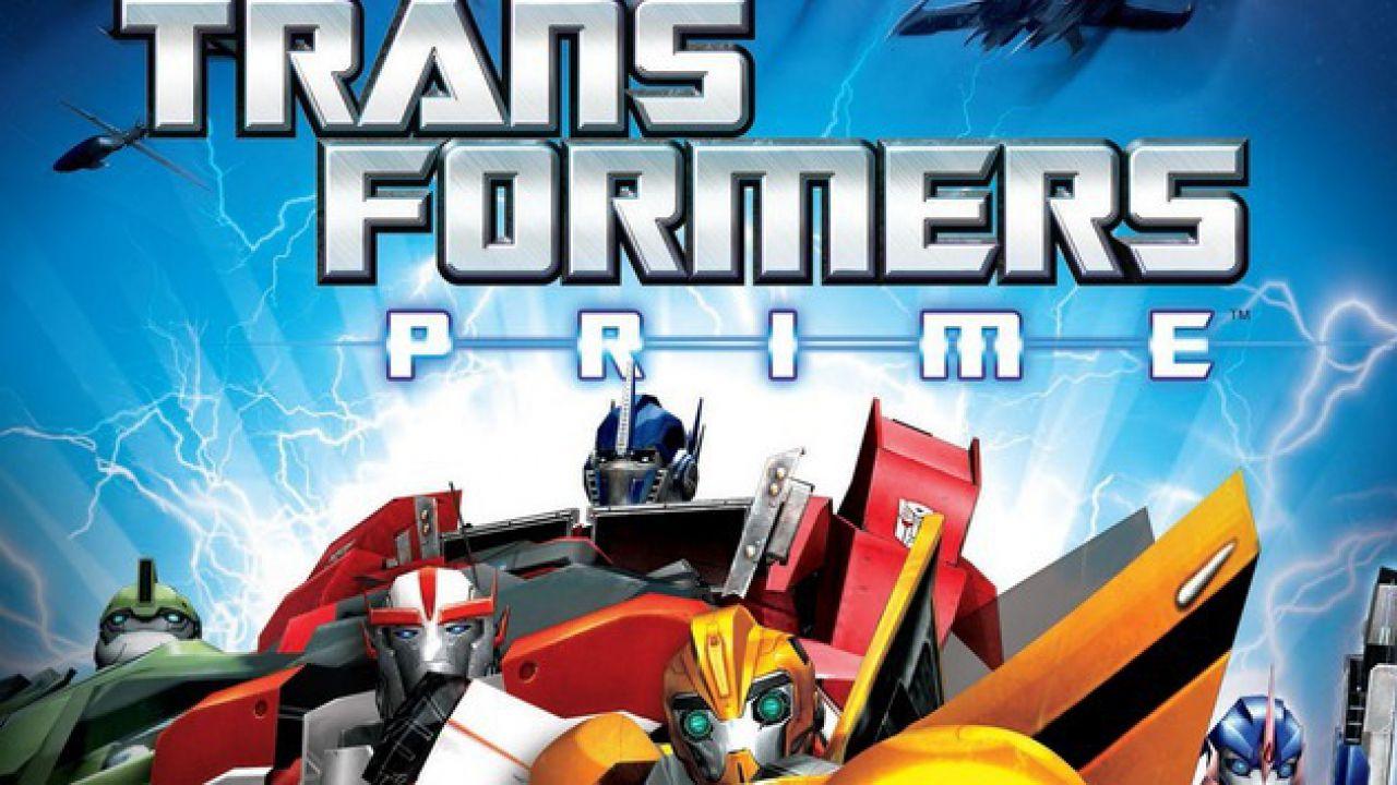 Le prime imamgini di Transformers Prime