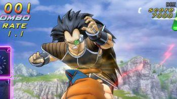 Le prime immagini di Dragon Ball Z per Kinect