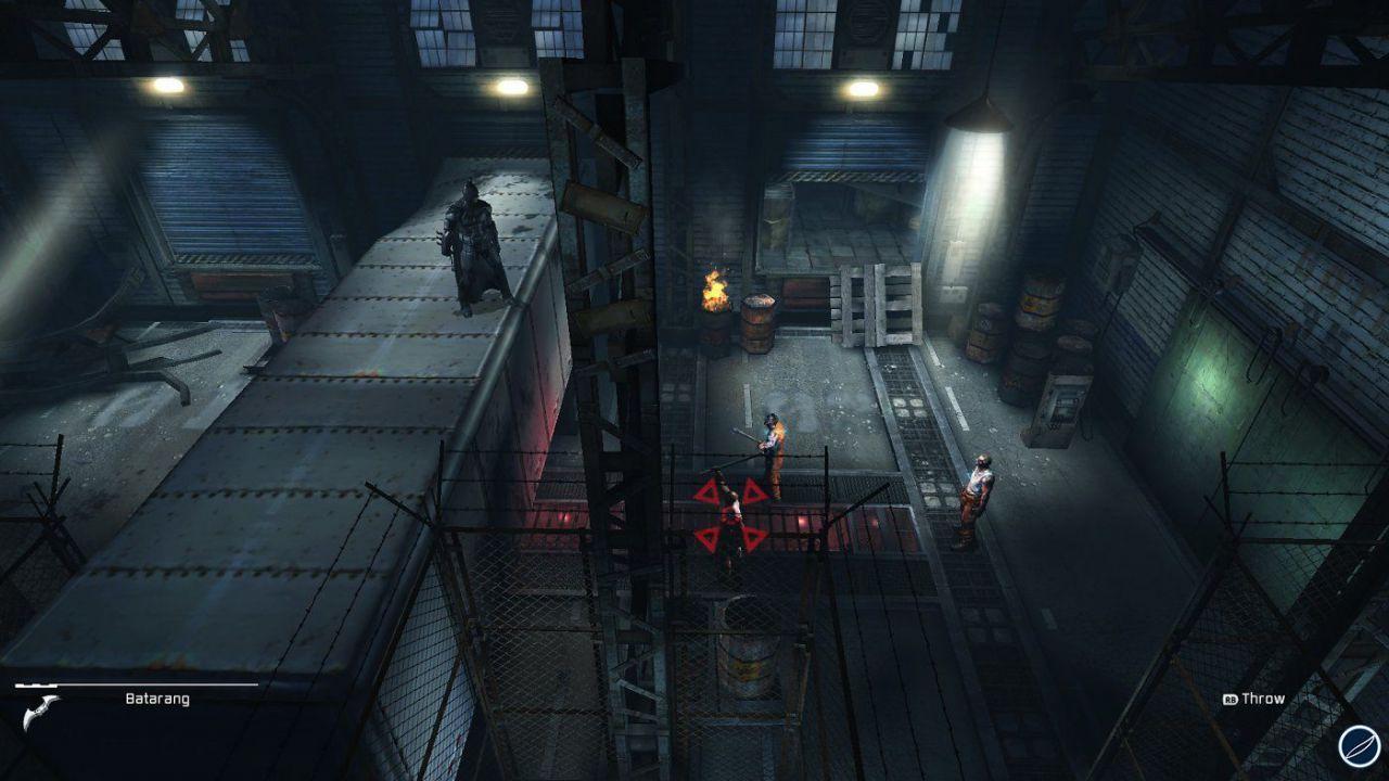 Le prime informazioni su Batman Arkham Origins Blackgate