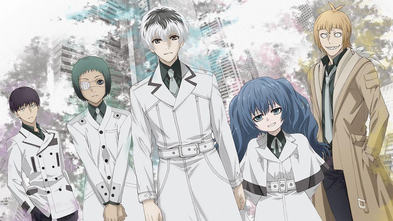 Le prime informazioni sulla premiere di Tokyo Ghoul:re non sono esaltanti