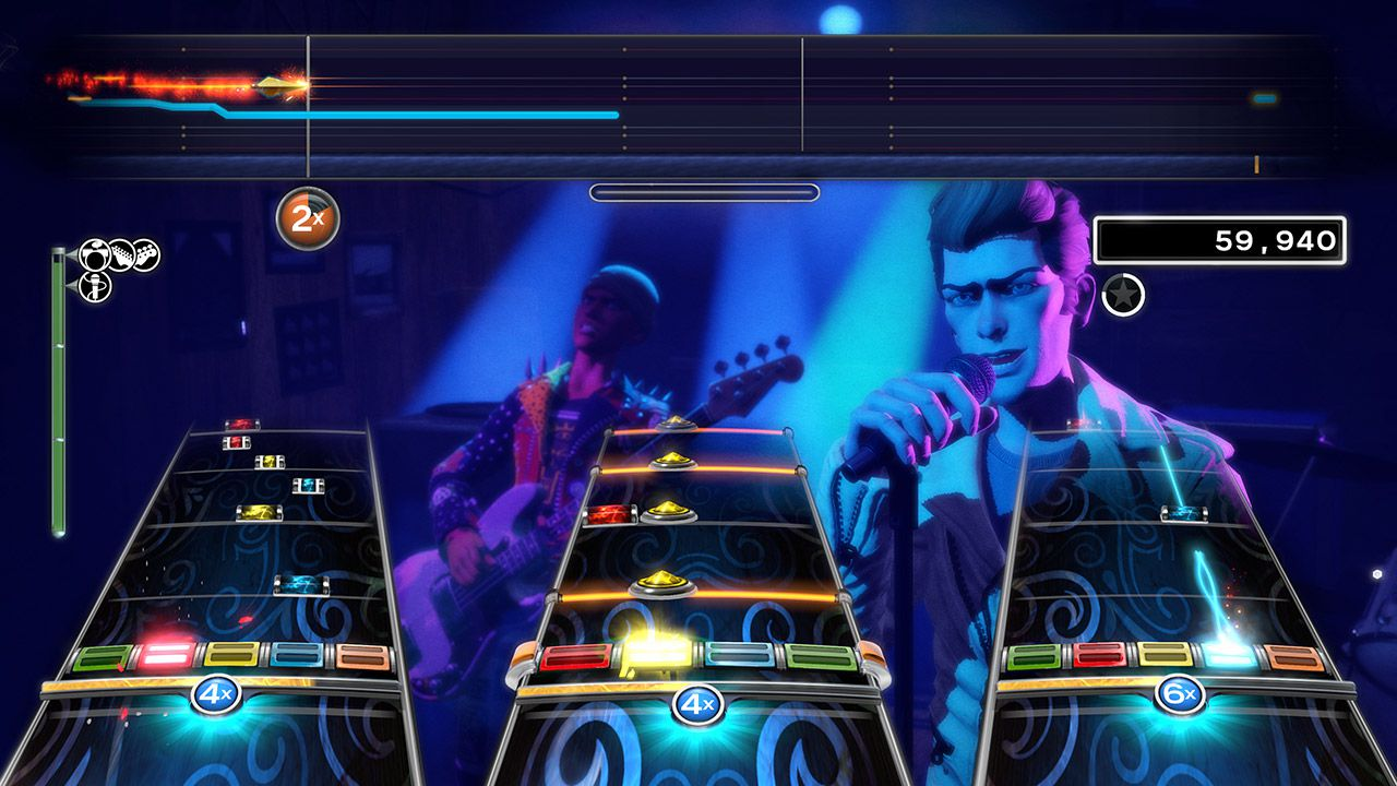 Le prime recensioni internazionali apprezzano la musica di Rock Band 4