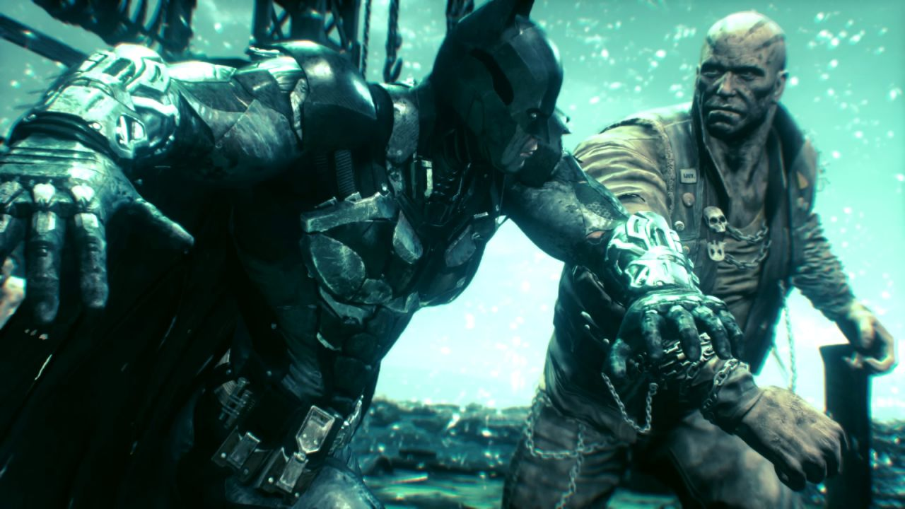 Le sfide di Batman: Arkham Knight lasciano spazio ad altri personaggi