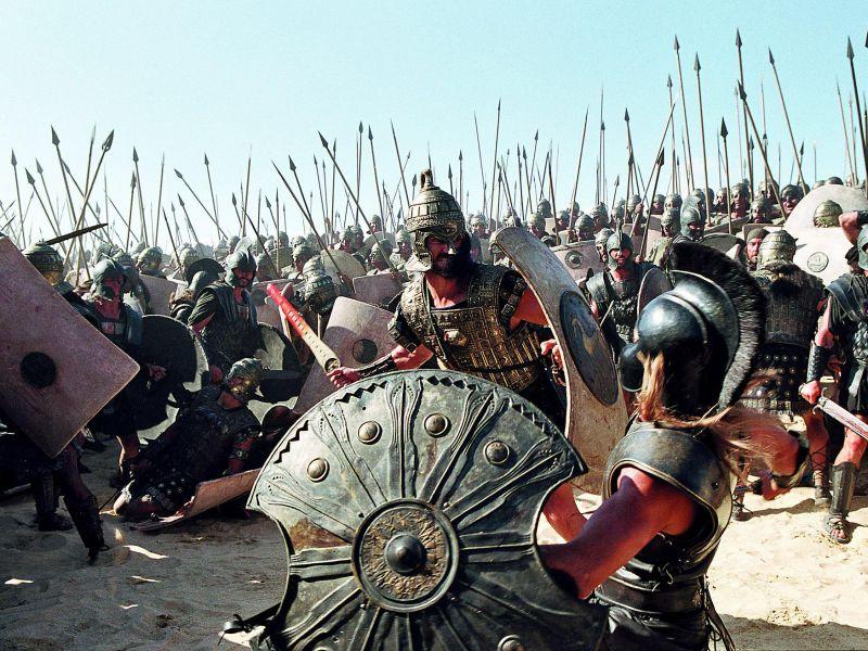 Le spade di bronzo usate nell'antichità erano davvero utilizzate per combattere?