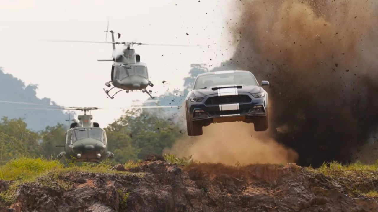 Le star di Fast & Furious 9 ammettono: 'Metterete in discussione la fisica delle scene'