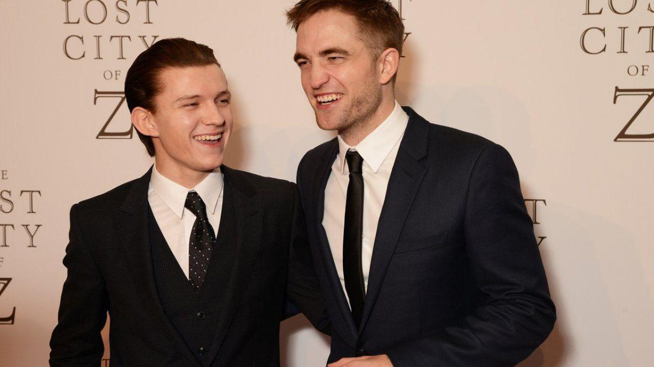 Le Strade del Male, il regista rivela perché ha scelto Tom Holland e Robert Pattinson