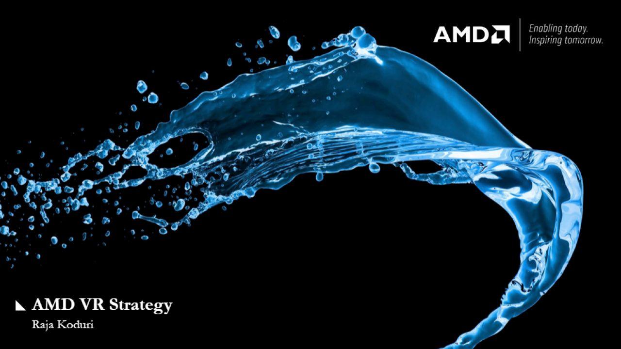 Le strategie di AMD cominciano a pagare: market share dell'83% nel settore dei sistemi VR