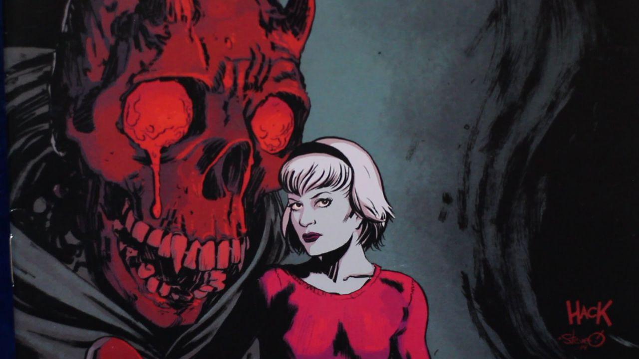 Le Terrificanti Avventure di Sabrina: annunciata la data d'uscita su Netflix!