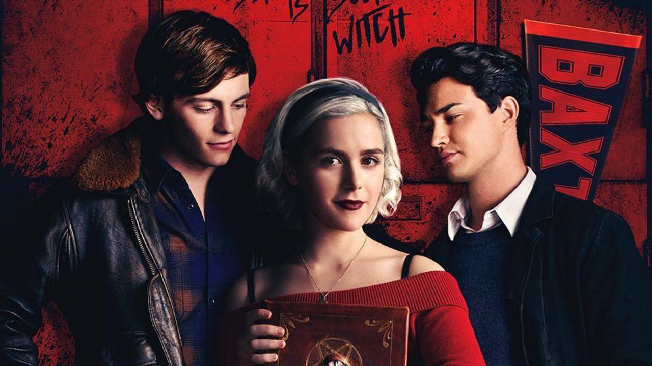 Le Terrificanti Avventure di Sabrina: online il poster della seconda  stagione