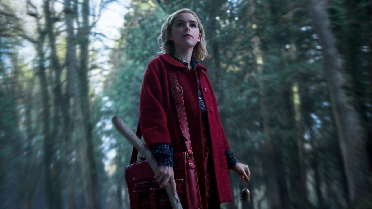 Le Terrificanti Avventure di Sabrina, le prime immagini ufficiali della serie Netflix