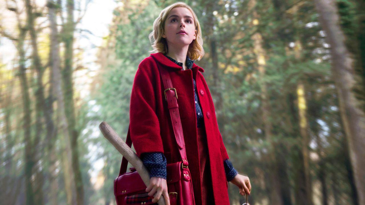 Le terrificanti avventure di Sabrina: nel video gli auguri del vecchio cast