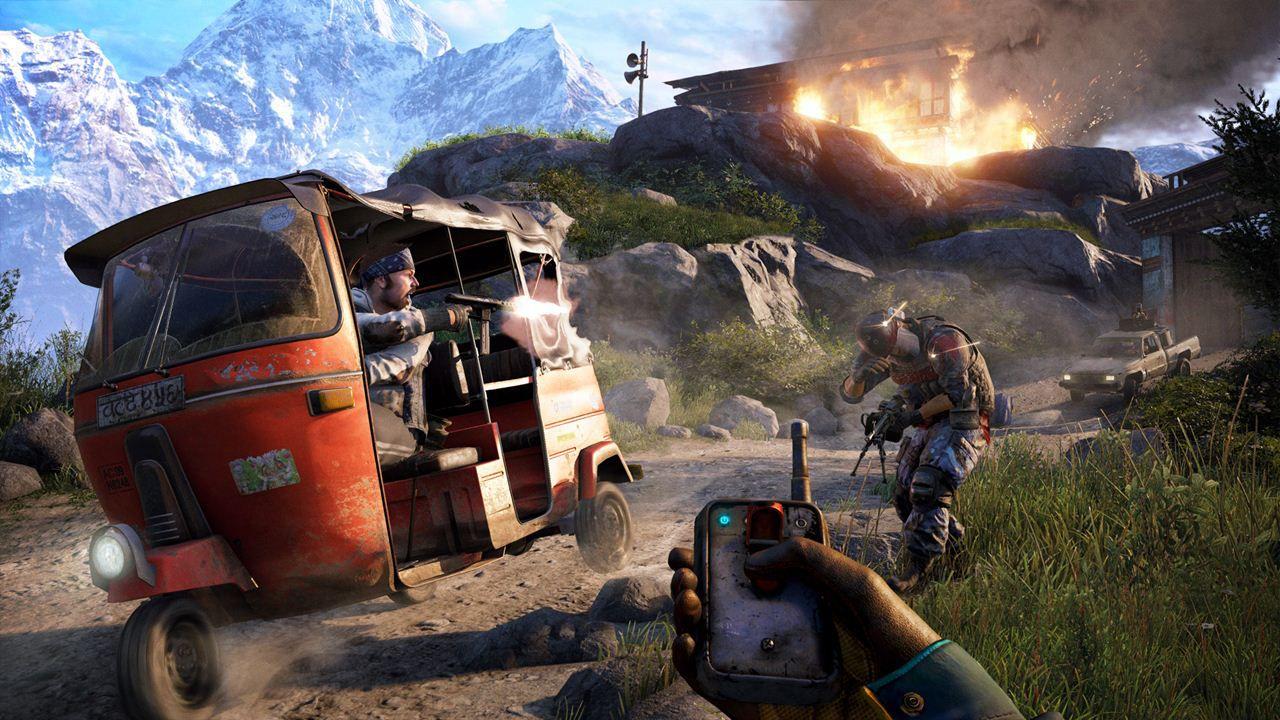 Le vendite di Far Cry 4 hanno superato le aspettative di Ubisoft