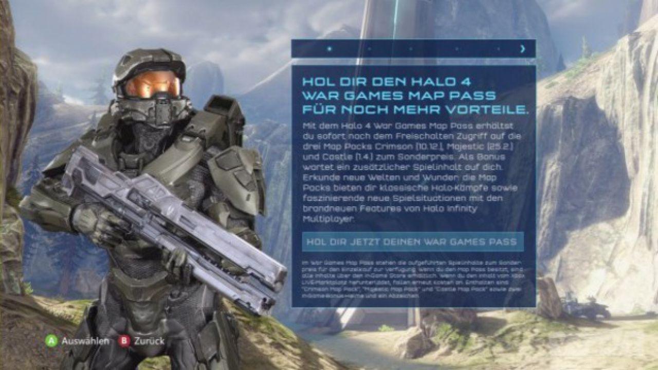 Le vendite di Halo 4 hanno raccolto 220 milioni di dollari nelle prime 24 ore