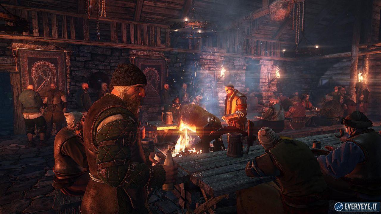 Le versioni console di The Witcher 3 Wild Hunt non deluderanno gli appassionati