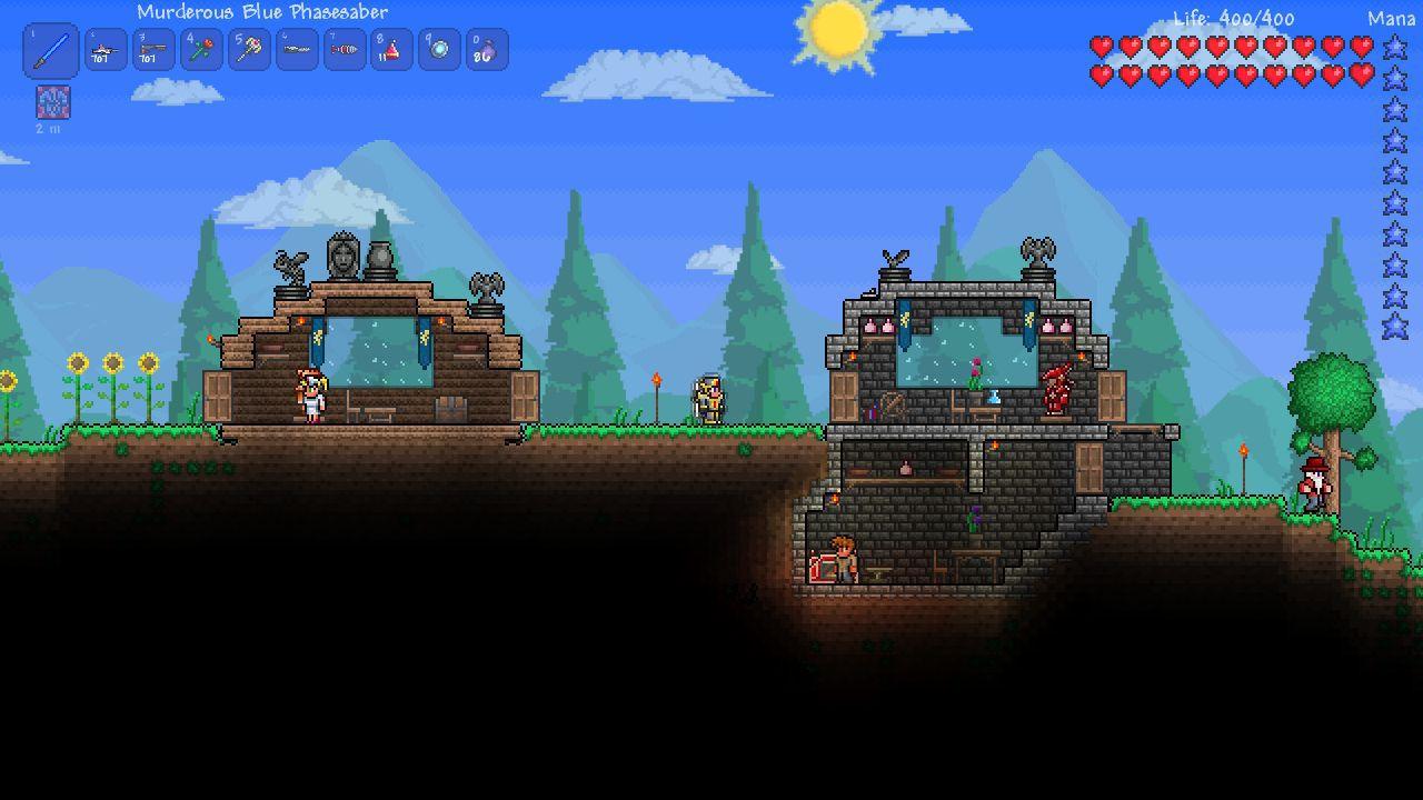 Le versioni Wii U e 3DS di Terraria sono state valutate dall'USK