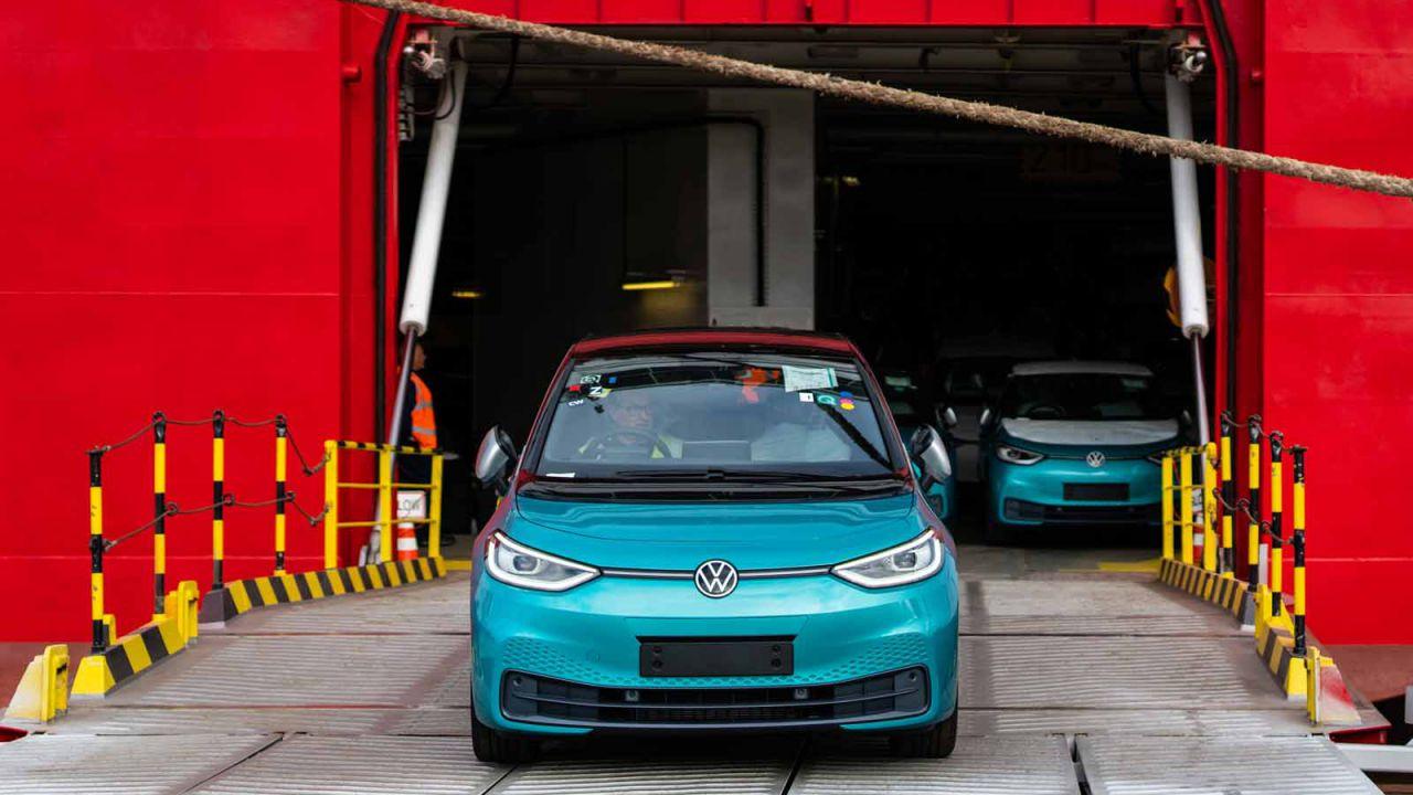 Le VW ID.3 stanno invadendo il mondo: ecco la situazione nel Regno Unito