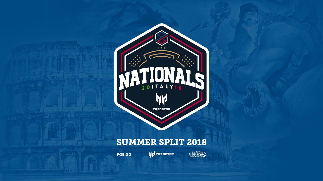 League of Legends: inizia il Summer Split del PG Nationals Predator