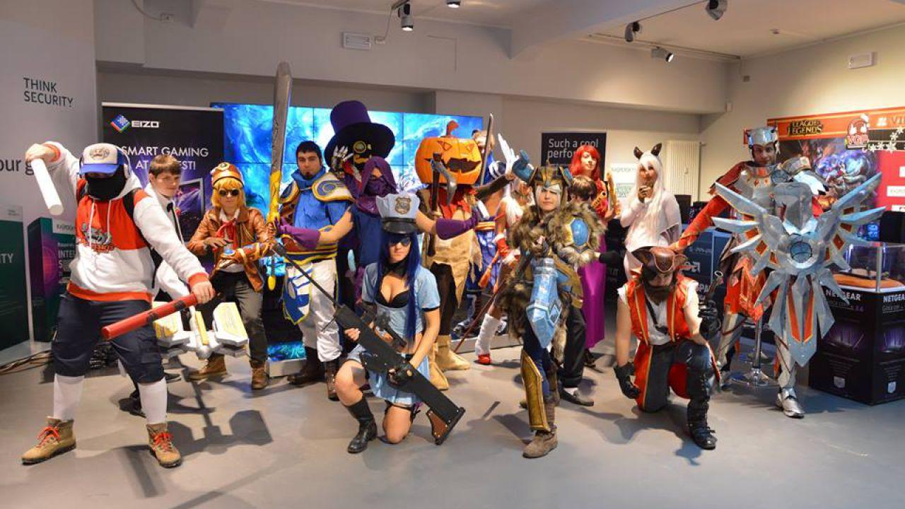 League of Legends sbarca al Videogames Party dal 19 settembre